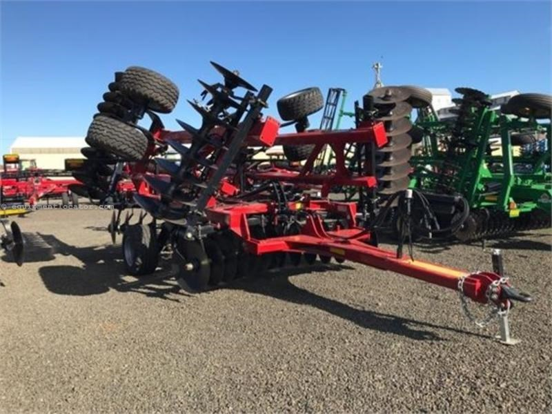 2015 Case IH TRUE TANDEM 375 Disk Harrow For Sale