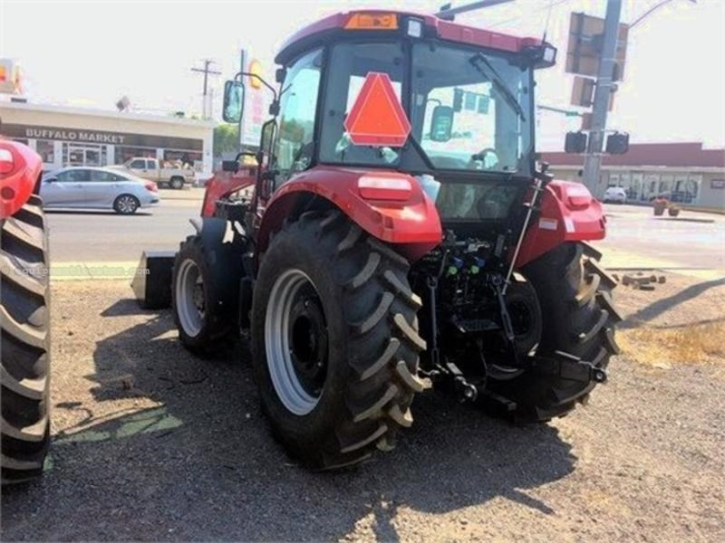 2017 Case IH FARMALL 65C Tractor For Sale