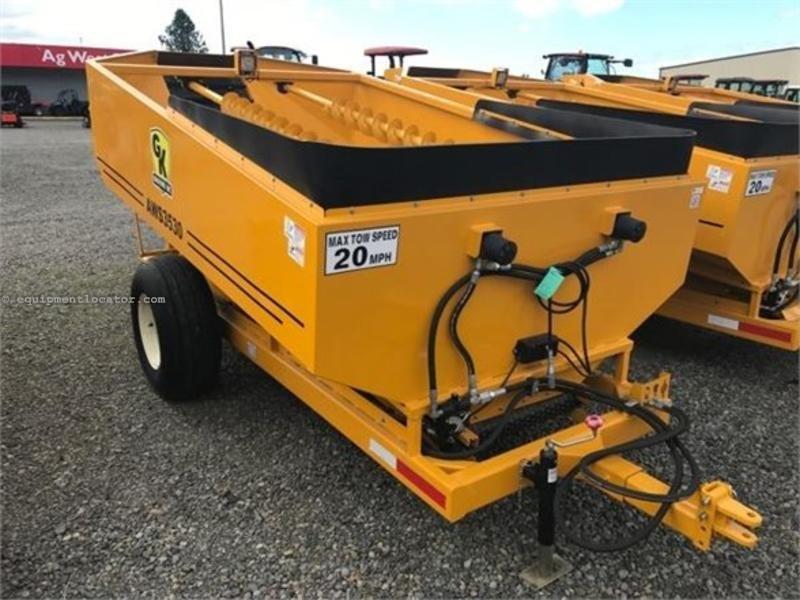 2016 GK Machine, Inc. AWS3530 Misc. Ag For Sale
