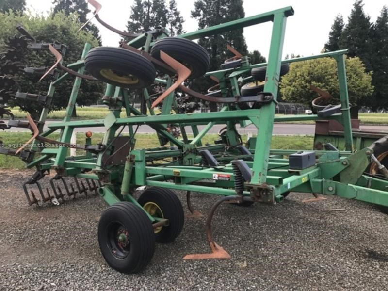 John Deere 550 Field Cultivator For Sale