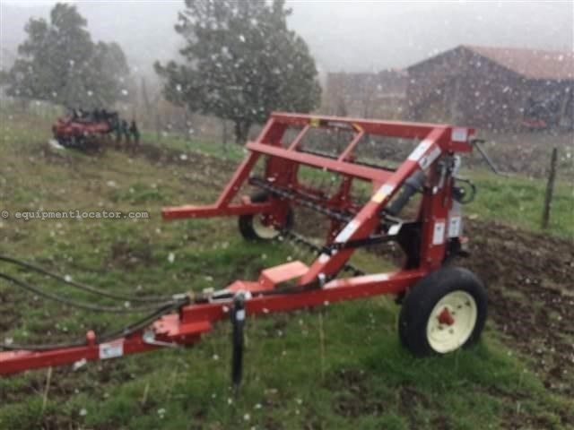 H & S HM7A Tedder For Sale