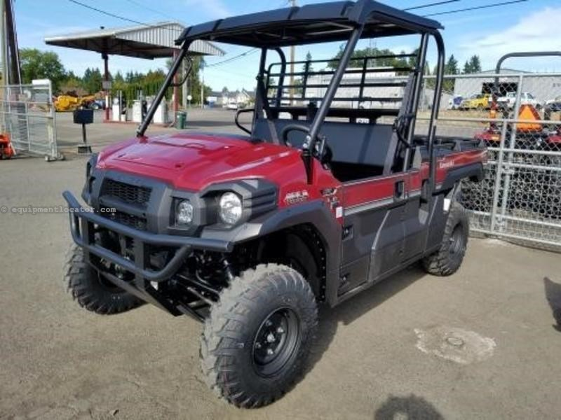 2017 Kawasaki MULE PRO DX Utility Vehicle For Sale