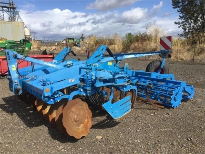 2015 Lemken RUBIN 12/300U Disk Harrow For Sale
