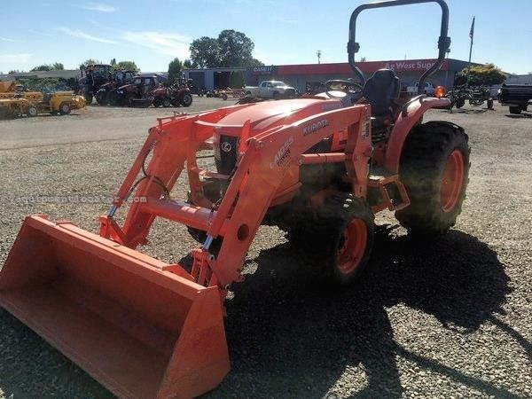 2013 Kubota L4760 Tractor  (UNIT IS NO LONGER AVAILABLE)