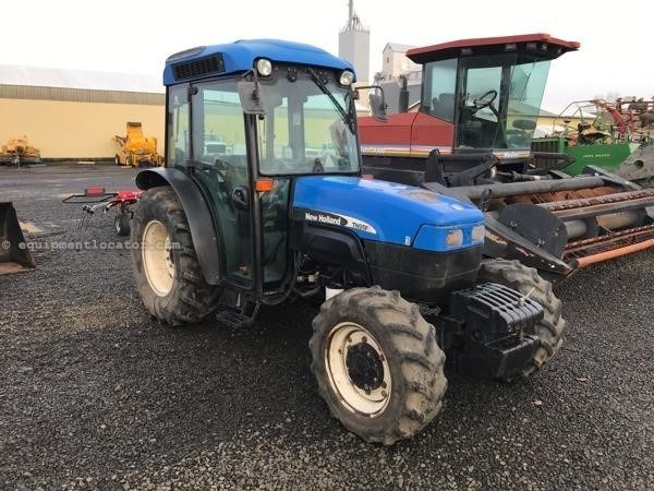 2004 New Holland TN95FA Tractor  (UNIT IS NO LONGER AVAILABLE)