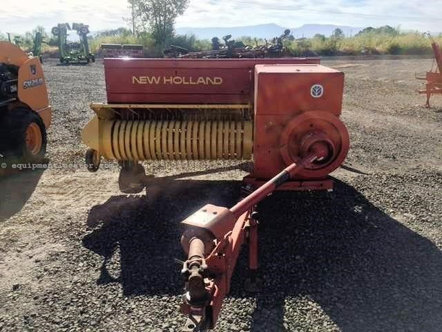 1998 New Holland 565 Baler-Square For Sale
