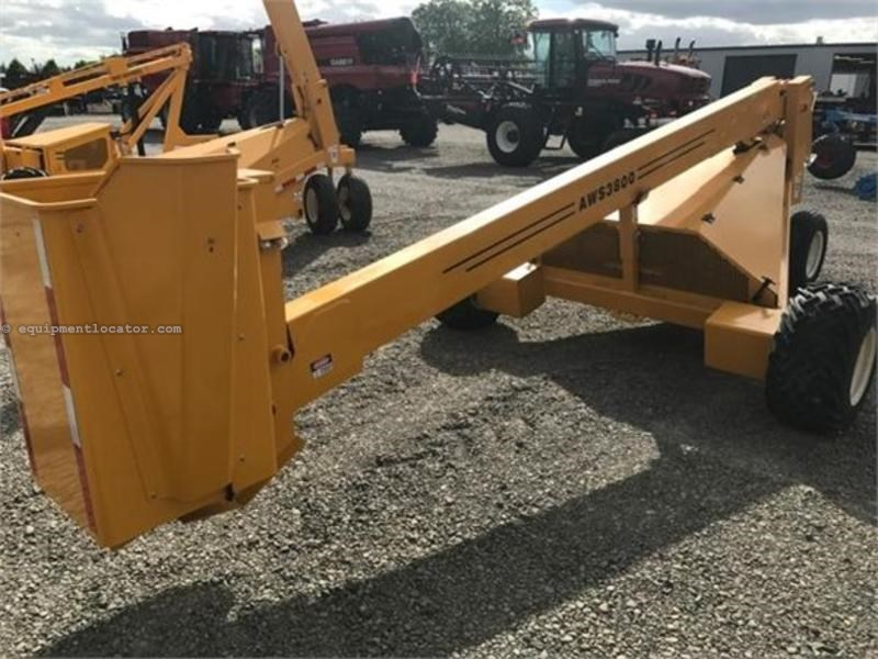 2017 GK Machine, Inc. AWS3200 Misc. Ag For Sale