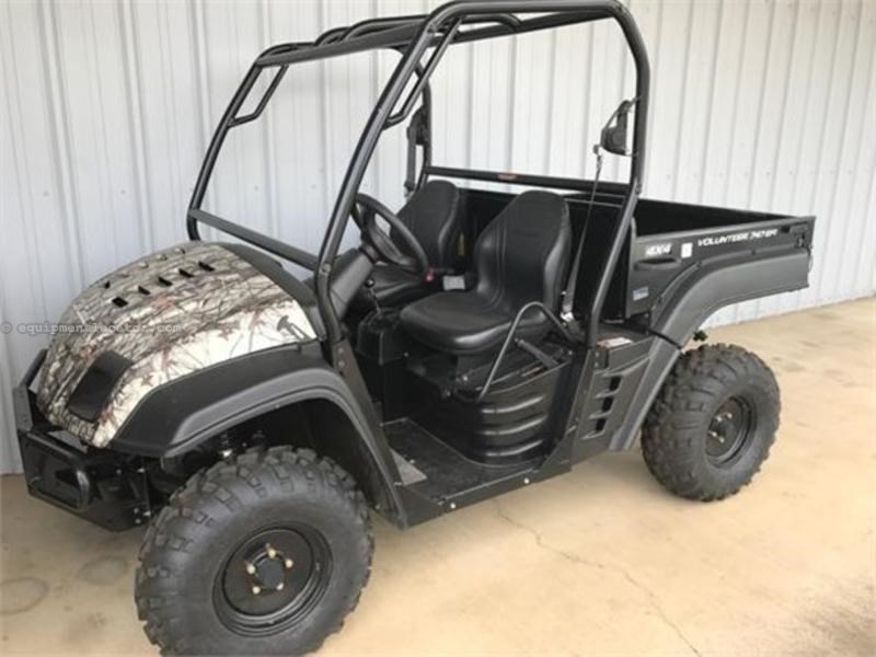 2016 Cub Cadet VOLUNTEER Utility Vehicle For Sale