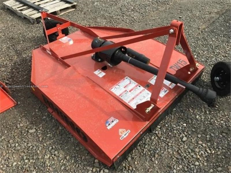 2017 Rhino TW15 Rotary Cutter For Sale