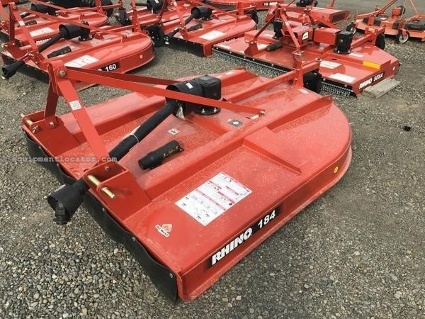 2017 Rhino 184 Rotary Cutter  (UNIT IS NO LONGER AVAILABLE)