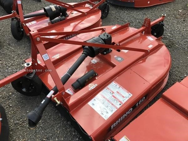 2017 Rhino 160 Rotary Cutter For Sale