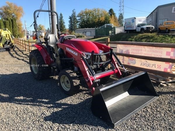 2016 Yanmar YT235 Tractor For Sale