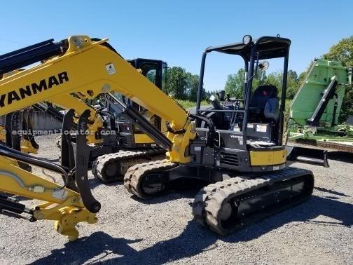 2017 Yanmar VIO45-6A Excavator-Mini  (UNIT IS NO LONGER AVAILABLE)