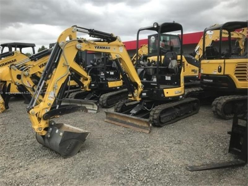 2017 Yanmar VIO25 Excavator-Mini For Sale