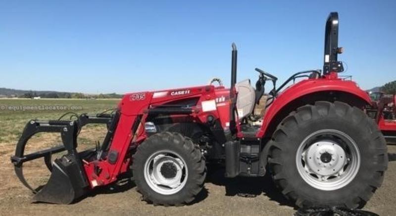 2014 Case IH FARMALL 85C Tractor For Sale
