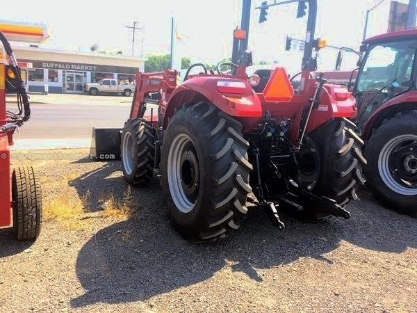 2017 Case IH FARMALL 75C Tractor  (UNIT IS NO LONGER AVAILABLE)