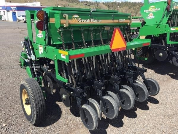 2015 Great Plains 606NT Grain Drill  (UNIT IS NO LONGER AVAILABLE)