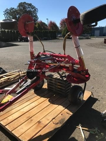 2017 Massey Ferguson TD524 Tedder  (UNIT IS NO LONGER AVAILABLE)