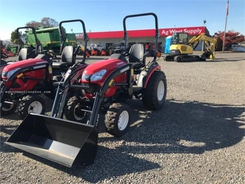 2018 Yanmar SA424 Tractor For Sale