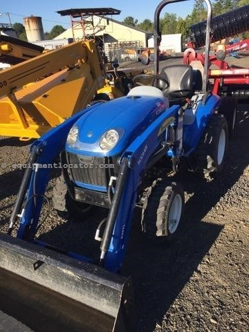 2012 New Holland BOOMER 25 Tractor  (UNIT IS NO LONGER AVAILABLE)