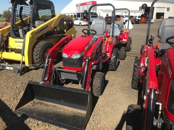 2017 Massey Ferguson GC1715 Tractor For Sale