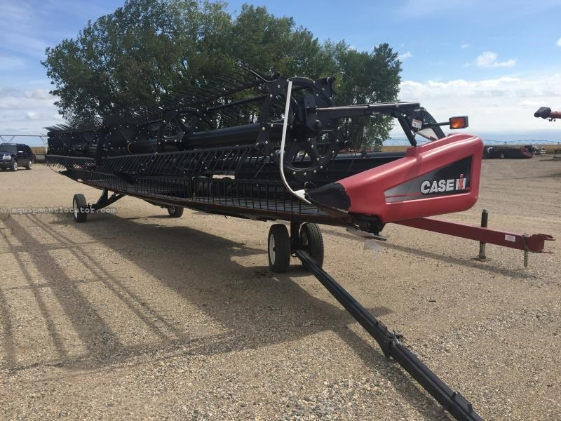 2008 Case IH 2162, 7120/7130/8120/8130,Trnsprt,Single Knife,FT Header-Draper/Flex For Sale