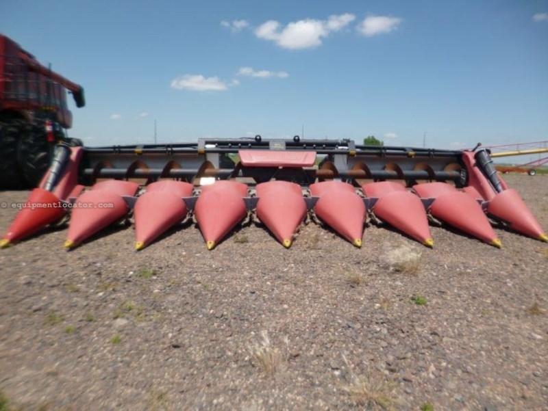 2011 Geringhoff RD836, 7120/7230/8230, HHC, Contour, Knife Rolls Header-Corn For Sale