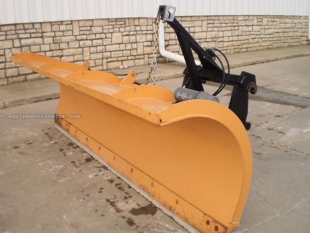 Henke 36R10, 10' width, JRB coupler mount Attachment For Sale