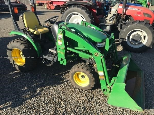 2015 John Deere 2025R Tractor For Sale