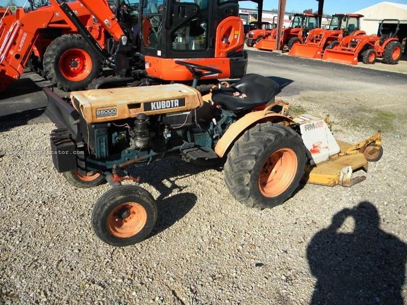 Kubota B6000 Tractor For Sale at EquipmentLocator com