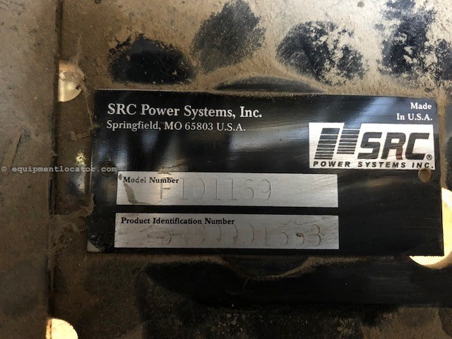 2014 SRC Power Systems 125 KW, Nat Gas/Propane, Weatherproof Generator For Sale