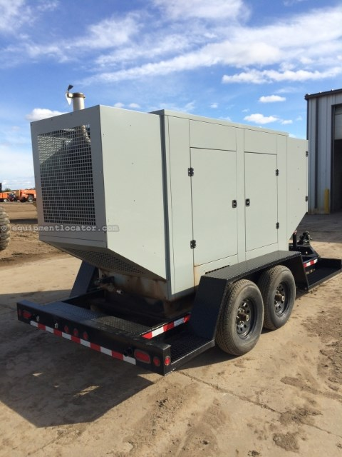 2014 SRC Power Systems 160 KW, Nat Gas/Prop, Weatherproof Generator For Sale