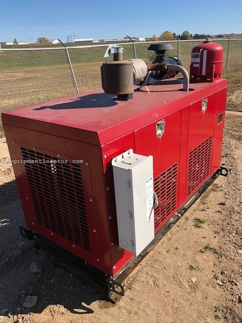 2014 SRC Power Systems 50 KW, Nat Gas/Prop, Deep Sea 7310 Controller Generator For Sale