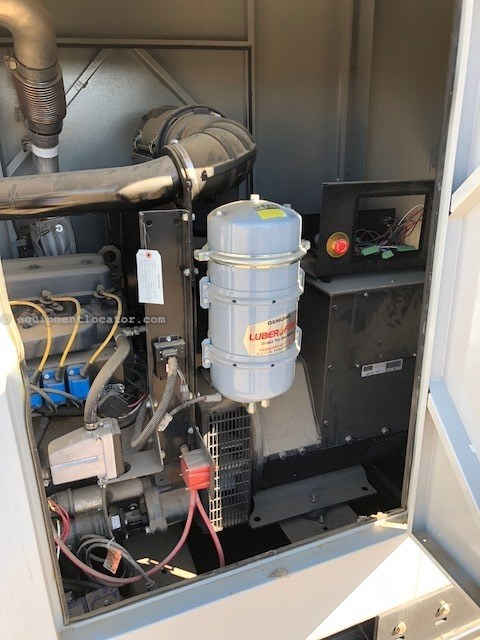 2014 SRC Power Systems 125 KW, Nat Gas/Propane,Volt 240/480 3 Phase Generator For Sale