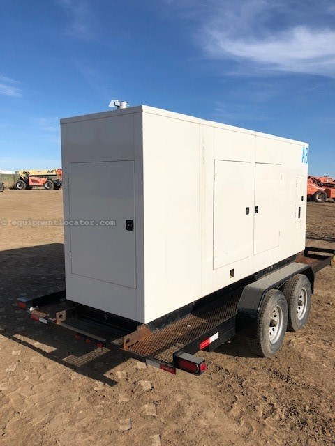 2014 SRC Power Systems 125 KW, Nat Gas/Propane, Parallel Capabilities Generator For Sale