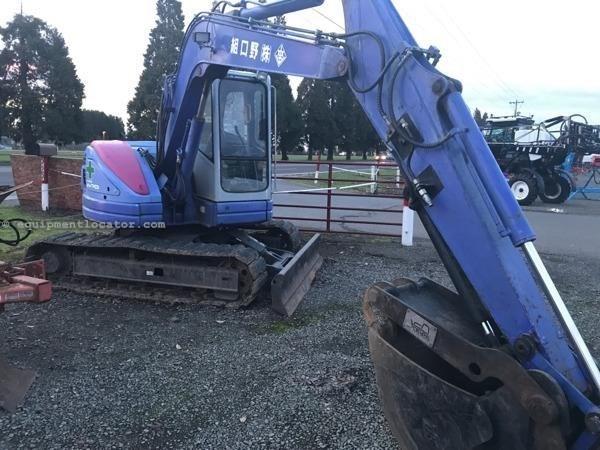Komatsu PC78US-5 Excavator-Track  (UNIT IS NO LONGER AVAILABLE)