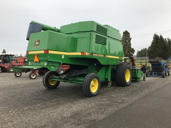 John Deere 9500 Combine  (UNIT IS NO LONGER AVAILABLE)