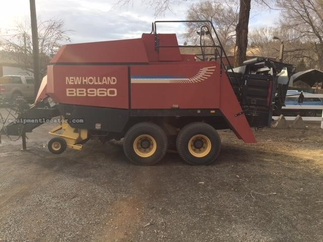 2000 New Holland BB960S Baler-Square  (UNIT IS NO LONGER AVAILABLE)