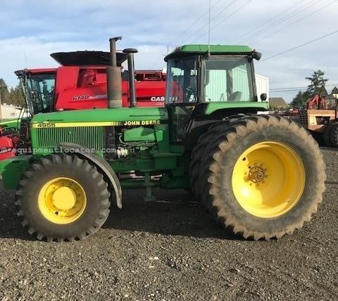 1990 John Deere 4955 Tractor  (UNIT IS NO LONGER AVAILABLE)
