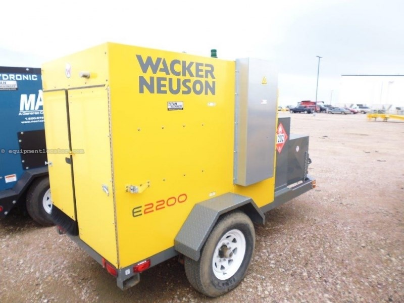 2014 Wacker E2200, 2200' Hose, 180 Oper Temp Heater For Sale