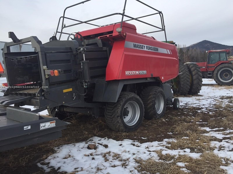 2013 Massey Ferguson 2170XD Baler-Square  (UNIT IS NO LONGER AVAILABLE)