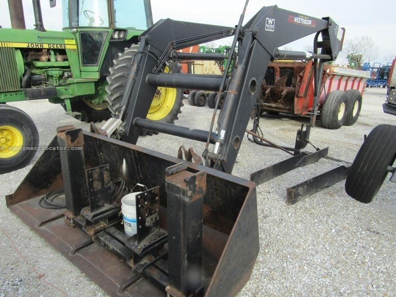 Westendorf TA76 Front End Loader Attachment For Sale at