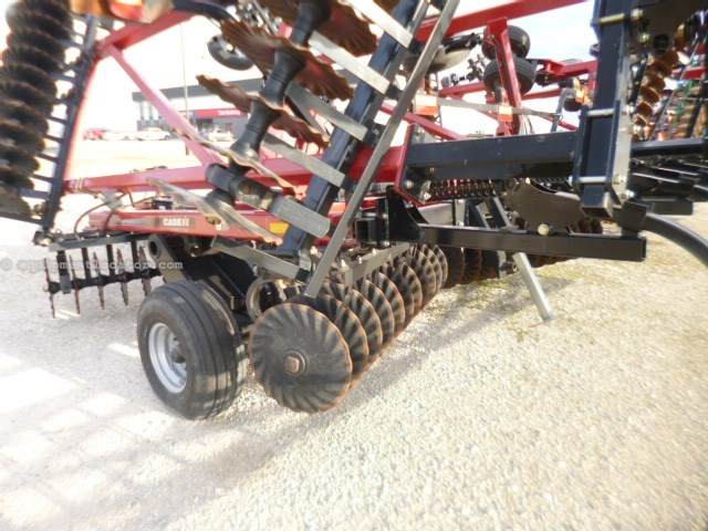 "2013 Case IH 330, 34', Brand NEW-80 Acre Demo Only, 8"" Spacing Disk Harrow For Sale"