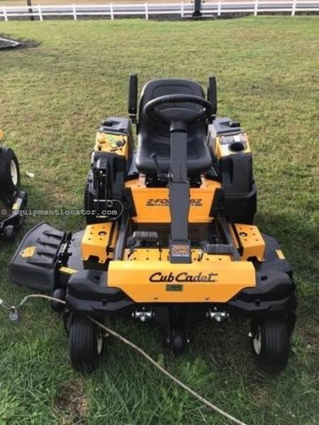 2015 Cub Cadet Z-FORCE 54 Zero Turn Mower For Sale