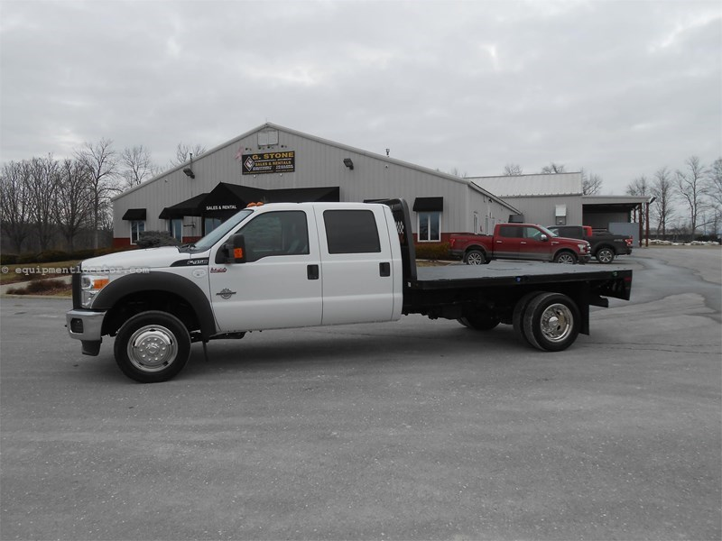 2015 Ford F450 Image 1