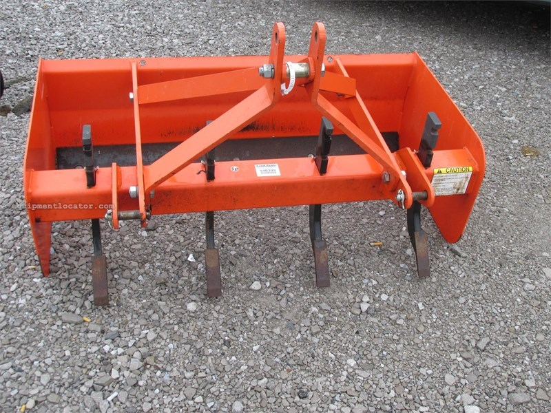 2015 Land Pride BB1248 Box Blade Scraper For Sale at