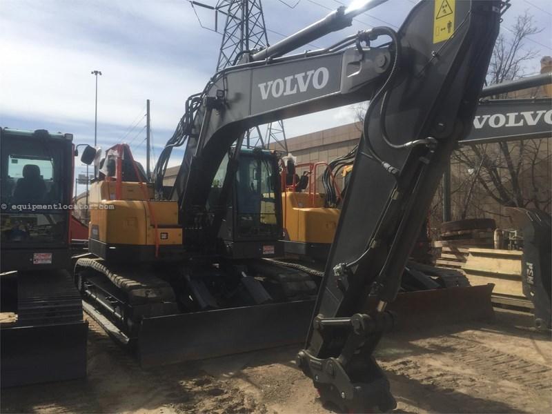 2018 Volvo ECR235EL Image 1