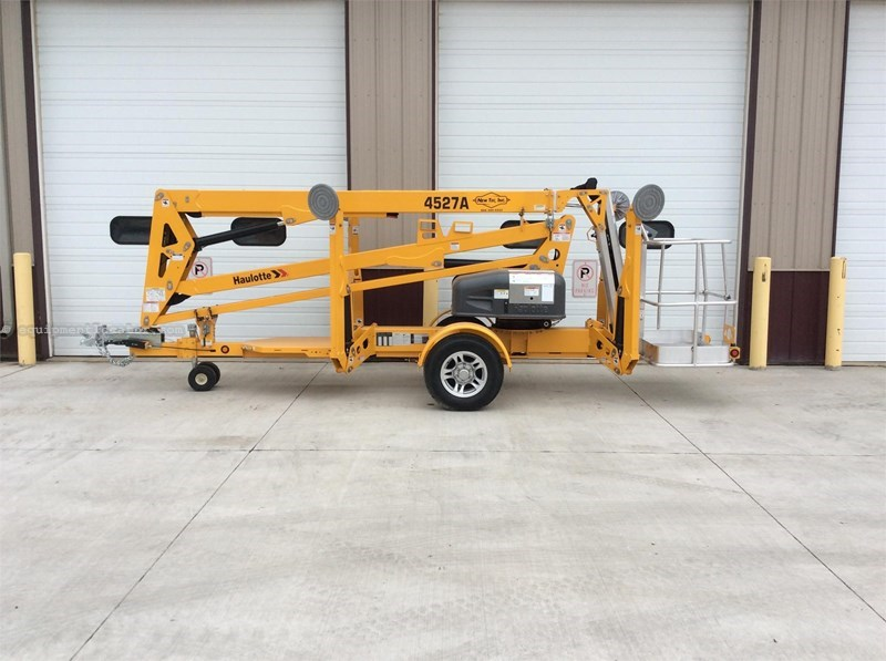 2018 bil jax 4527a boom lift telescopic for sale at equipmentlocator com