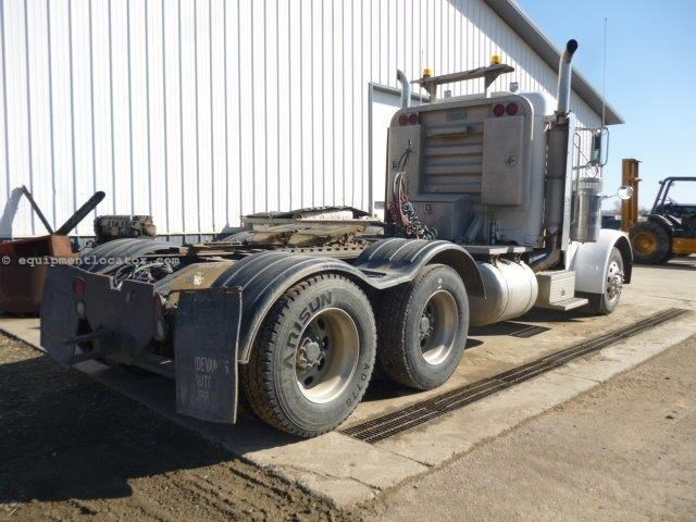 2004 Peterbilt 379, 13 speed, Tandem axle Tractor Truck For Sale