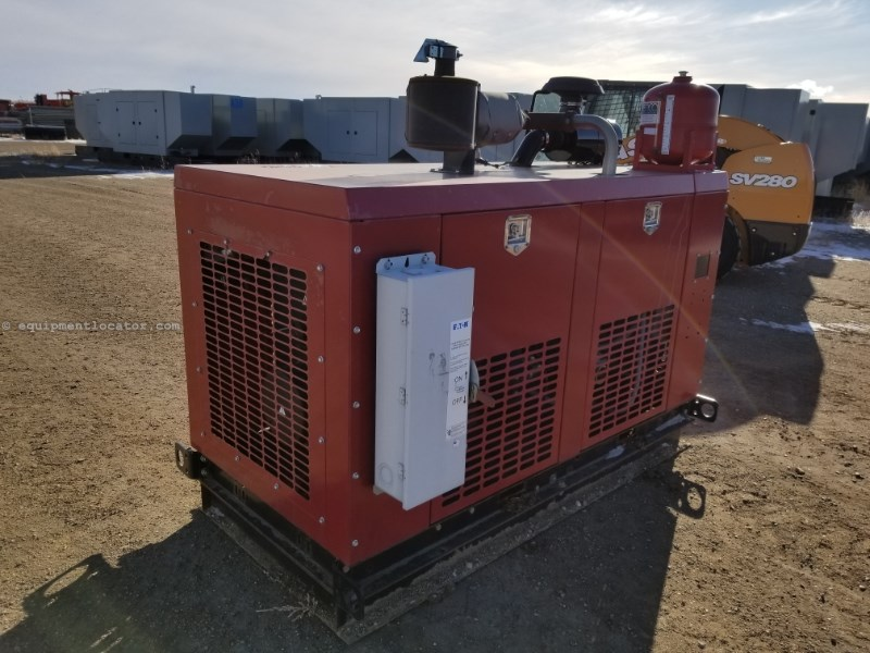2015 SRC Power Systems NG50, Prime output 50kW, Natural gas/Propane Generator For Sale